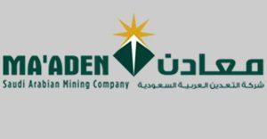 Ma'aden – Saudi Arabian Mining Company